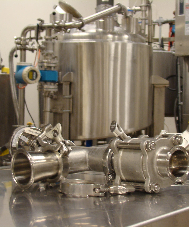 stainless steel food engineering equipment